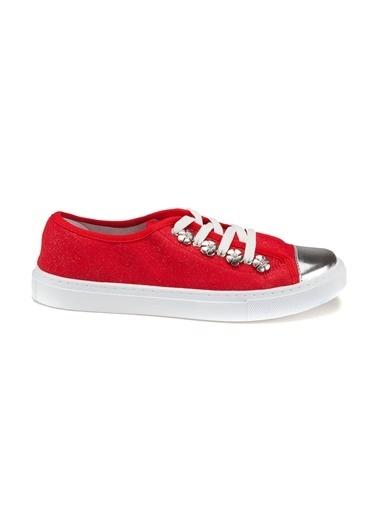 Carmens Sneakers Kırmızı